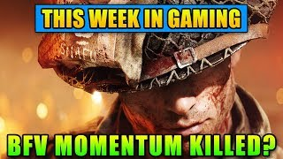DICE Killing Battlefield V's Momentum? - This Week In Gaming | FPS News