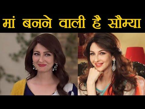Xxx Mp4 Bhabhi Ji Ghar Par Hain Saumya Tandon Is PREGNANT Here Is The TRUTH । FilmiBeat 3gp Sex
