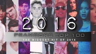 Prambors Top 100 | The Best Hit Song of 2016 - Year End Countdown