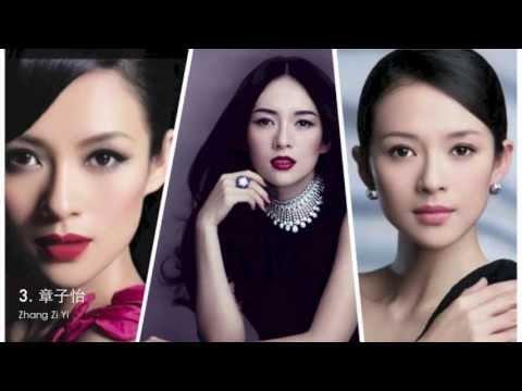 Xxx Mp4 Top 15 Most Beautiful Chinese Actresses 15强中国最美女演员 3gp Sex