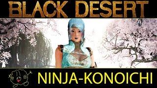 [Black Desert Online] Guide: Ninja & Kunoichi