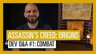 Dev Q&A #1: Focus on Combat - with Ashraf Ismail