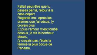 Confessions Nocturnes Diam's feat. Vitaa Lyrics