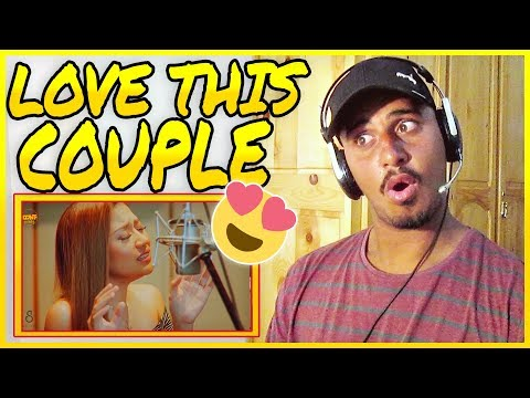 You Are The Reason - Calum Scott | Cover by Daryl Ong & Morissette Amon REACTION