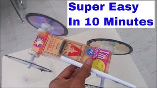 How to make Mouse Trap Car - DIY