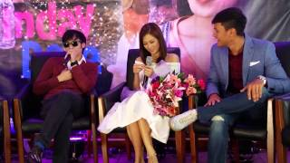 Will there be second chance for Alex Gonzaga & Kean Cipriano? I Inday Bote Presscon