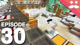 Hermitcraft 5: Episode 30 - STORAGE COMPLETE!
