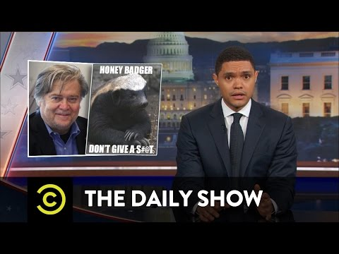 President Elect Trump s Prospective Cabinet of Deplorables The Daily Show