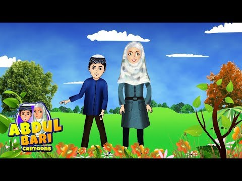 Xxx Mp4 Bismillah Song With Abdul Bari Cartoon Character Islamic Cartoons For Children 3gp Sex