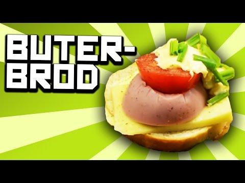 The Slavic Hamburger TOP 5 Buterbrod Recipes