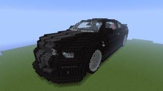 Knight Rider 2008 Shelby GT500KR (K.I.T.T.) minecraft