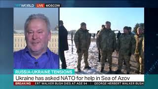 Kiev accuses Russia of plans to annex Ukraine