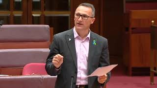Richard speaks on new laws for Medicinal Cannabis