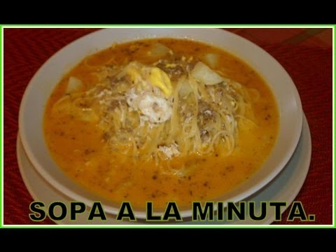 SOPA A LA MINUTA by zoyla.mp4