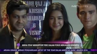 Terlalu Fokus Berbisnis, Fero Walandouw Meminta Maaf Kepada Mikha Tambayong