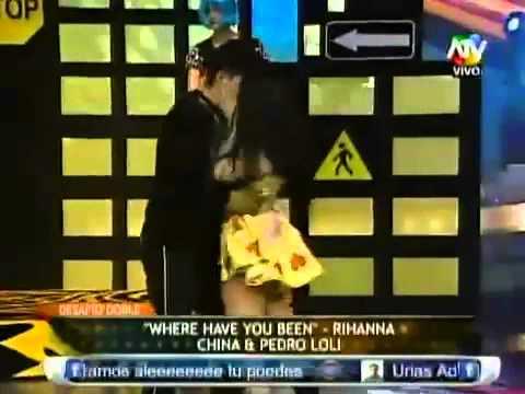 COMBATE Alejandra Baigorria vence a La China en el Desafío Doble Tercera Temporda 20 11 12