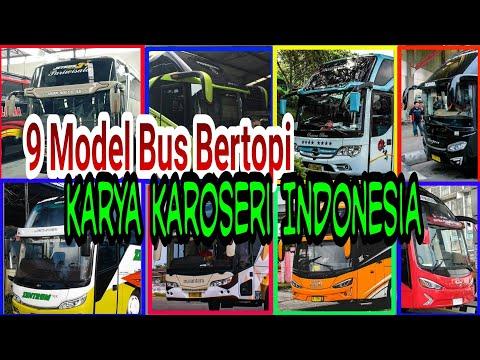 Xxx Mp4 9 Model Bus Bertopi Karya Karoseri Di Indonesia Mana Pilihanmu 3gp Sex