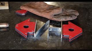 Recreating a family ranch branding iron