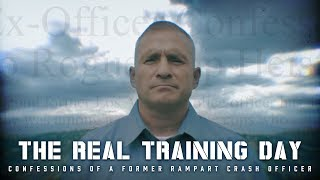 Confessions of a Former Rampart CRASH Officer - Coming June 22nd - 15 sec