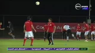 الحريف - البرنامج يكشف تفاصيل معسكر المنتخب كاملا استعدادا لمباراة تونس