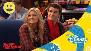 Disney Channel España | ¡Yo no he sido! - Logan se entera