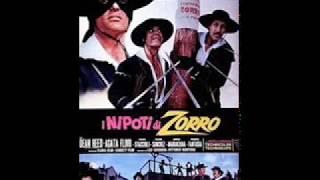 I nipoti di Zorro - Piero Umiliani - 1968