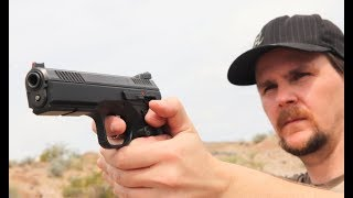 CZ 75 Shadow 2 Shooting Review - Is It Worth $1349 ??