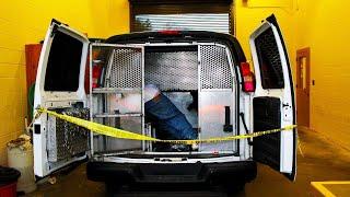 Detainee Left In Van 18 Days