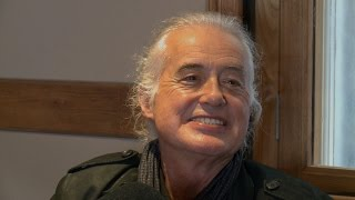 Jimmy Page Chats to Absolute Radio