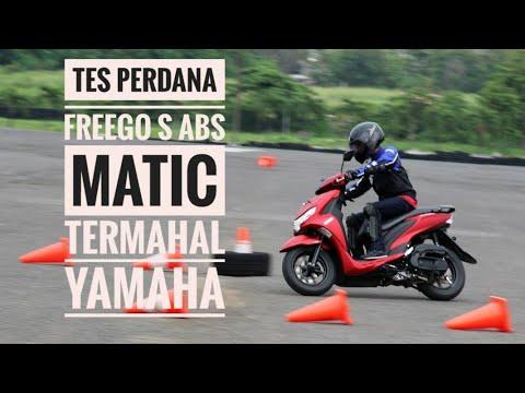 Xxx Mp4 Tes Perdana Freego S ABS Matic Termahal Dari Yamaha 3gp Sex
