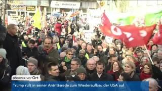 ENF - Treffen Koblenz am 21.1.2017  und Gegendemo