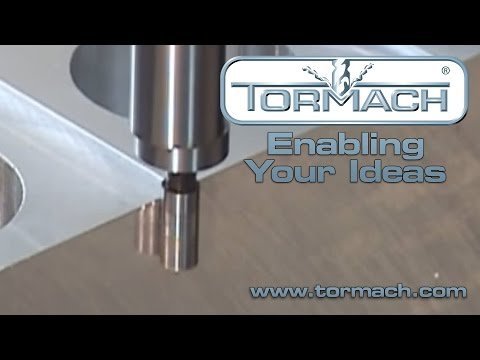 Mechanical & Electronic Edge Finder Demonstration Tormach CNC