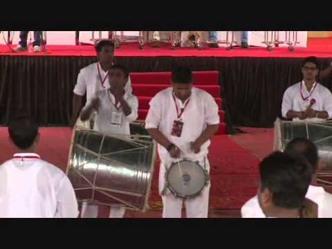 Garjana Dhol Tasha Spardha 2015 - Chhava Dhol Tasha Pathak, Thane