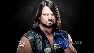 WWE: AJ Styles Theme Song -