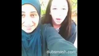 """اكثر المقاطع مضحكه  ببرنامج  """"Dubsmash"""" للعرب"""