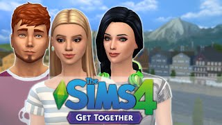 Let's Play: Sims 4 Get Together | Part 44 | House Warming