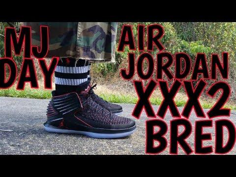 Xxx Mp4 AIR JORDAN XXX2 BRED UNBOXING AND ON FEET 3gp Sex