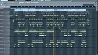 Right By My Side Instrumental (Nicki Minaj) FL studio