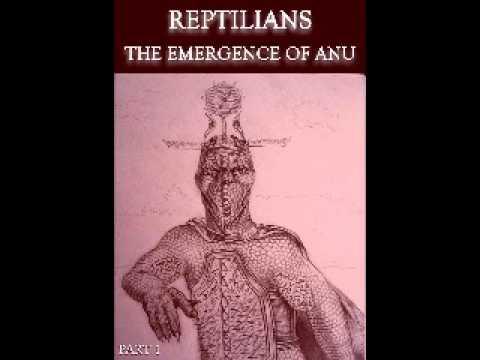 Anu the Reptilian God in 2012