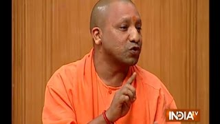 Do Anything For Self Defense- Yogi Adityanath - India TV
