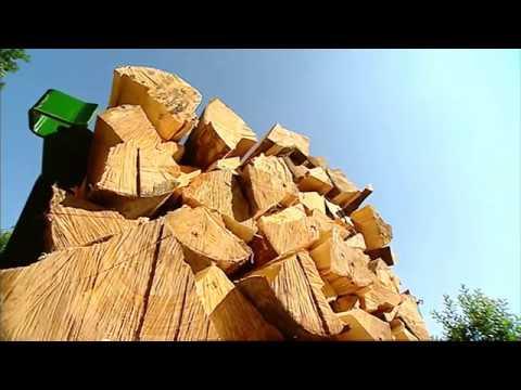 Łuparka do drewna pozioma Splitmaster 26 30 Posch