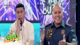 Sunday PinaSaya: Rodney Juterte meets Gen. Ronald 'Bato' dela Rosa