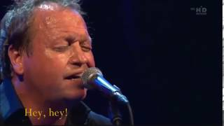 Level 42 - Running in the Family (with lyrics/subtitles)