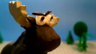 Lego, Don't mess with the moose