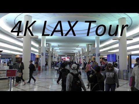 Xxx Mp4 A 4K Video Tour Of Los Angeles International Airport LAX 2 19 2016 3gp Sex