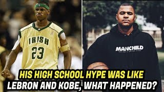 This High School Basketball Player Had a Nike Shoe Deal As a Sophomore! What Happened?