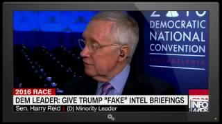 The CIA Threatens Trump!