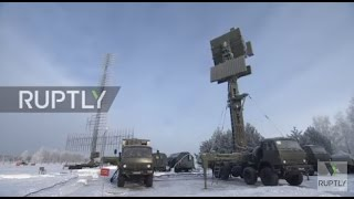 Russia: State-of-the-art radar systems tested in Vladimir Oblast
