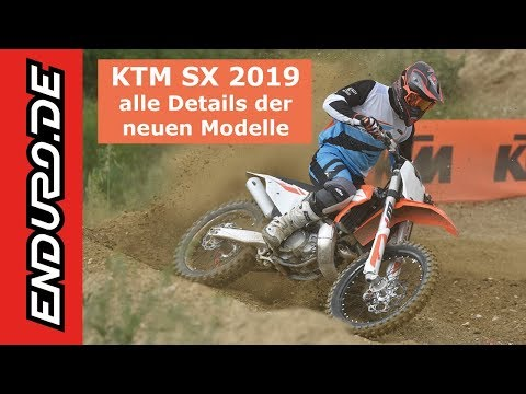 Xxx Mp4 KTM SX 2019 Alle Details Zu Den Neuen Modellen 3gp Sex