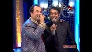Rahat Fateh Ali Khan VS  Master Saleem jugalband